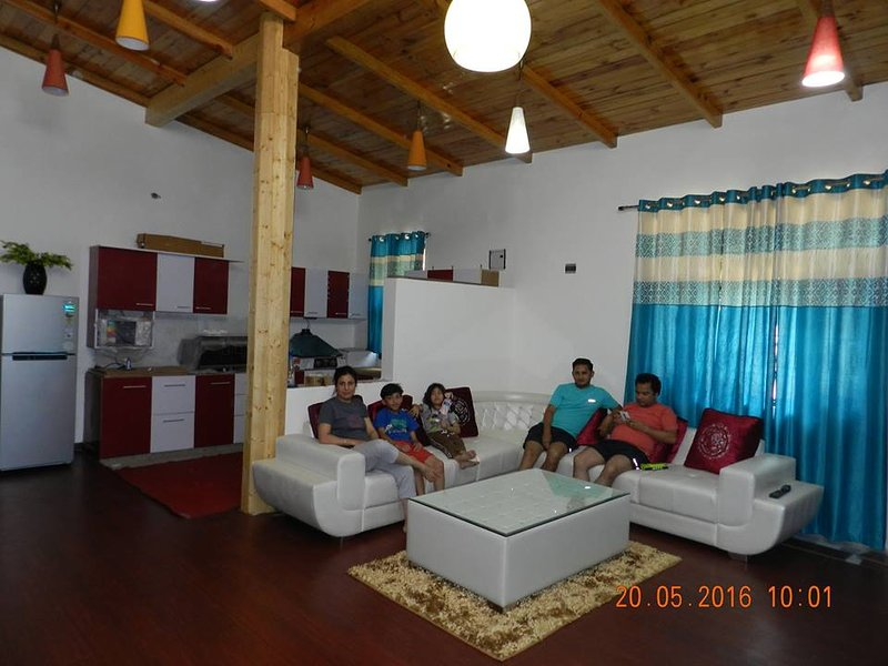 TheJungleHomes, vacation rental in Almora District