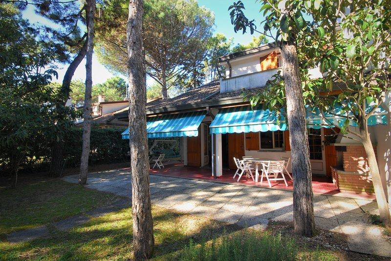 Villa Schubert Type E4, vacation rental in Lignano Riviera