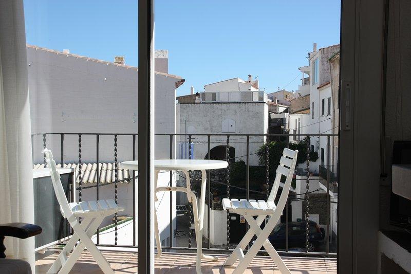 (P2.1) CENTRE VILLE,  ET À 1 MINUTE DE LA PLAGE, alquiler de vacaciones en Cadaqués
