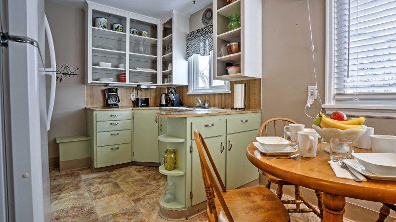 Vous aurez le confort de la maison dans cette maison de ville de location de vacances Livingston!