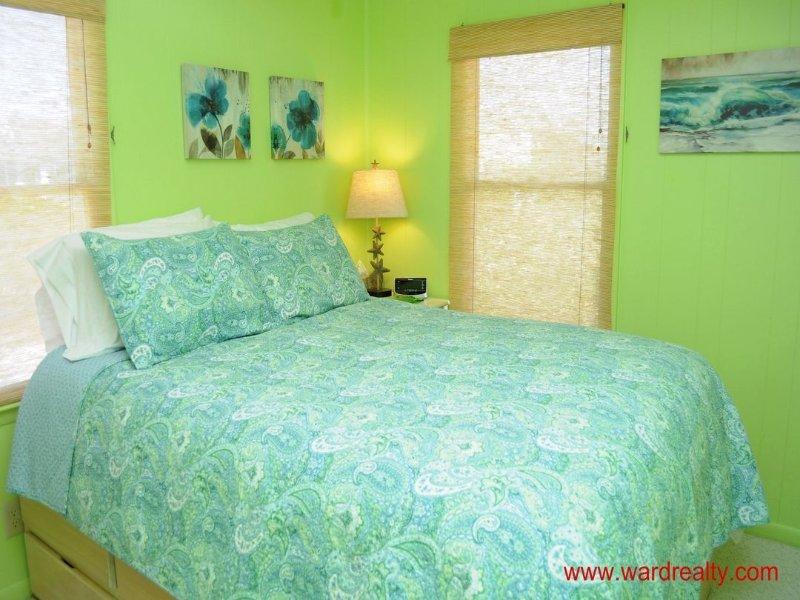North Bedroom with Queen Bed