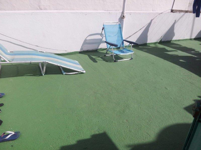 Nice apt with terrace & Wifi, casa vacanza a Pozo Izquierdo