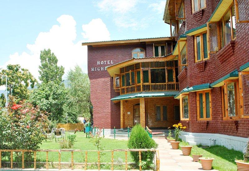 Hotel Highlands, alquiler vacacional en Cachemira