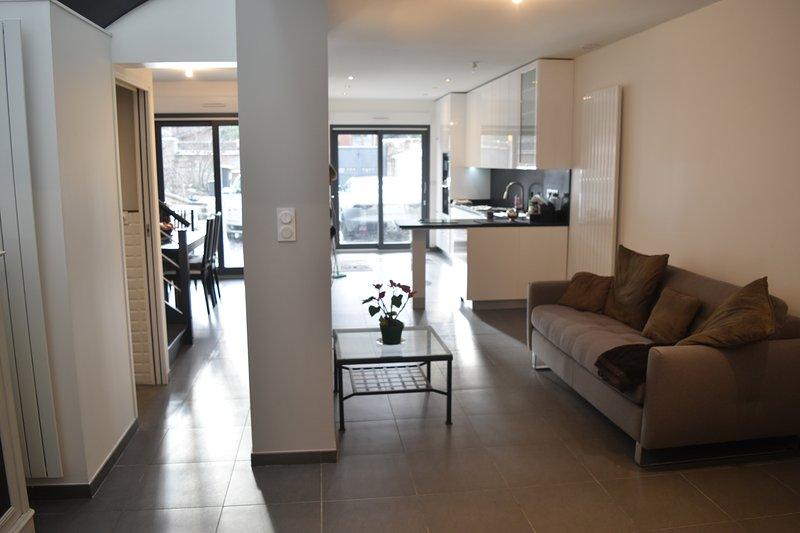 Maison Neuve, estilo loft minutos de París