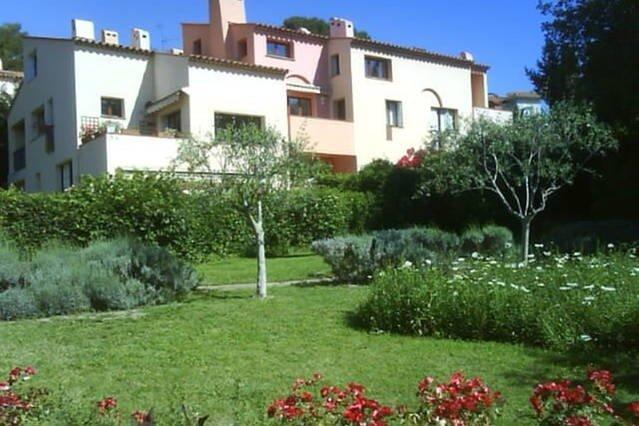 Riviera Cagnes sur Mer, 2br, piscina, residencial