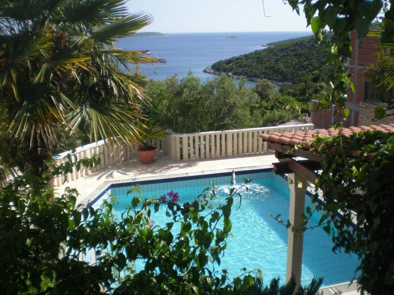 Villa Karmen, location de vacances à Marina