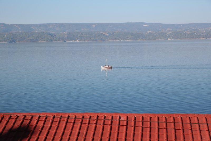 Terrasse / Vue sur la mer
