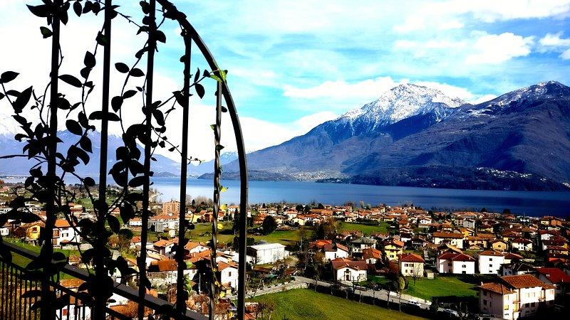 Ulivi on the Lake Como Holiday, casa vacanza a Dongo