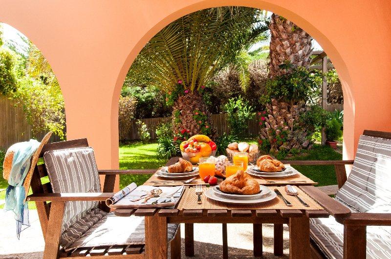 Casa Rural con jardín privado, holiday rental in Santa Brigida