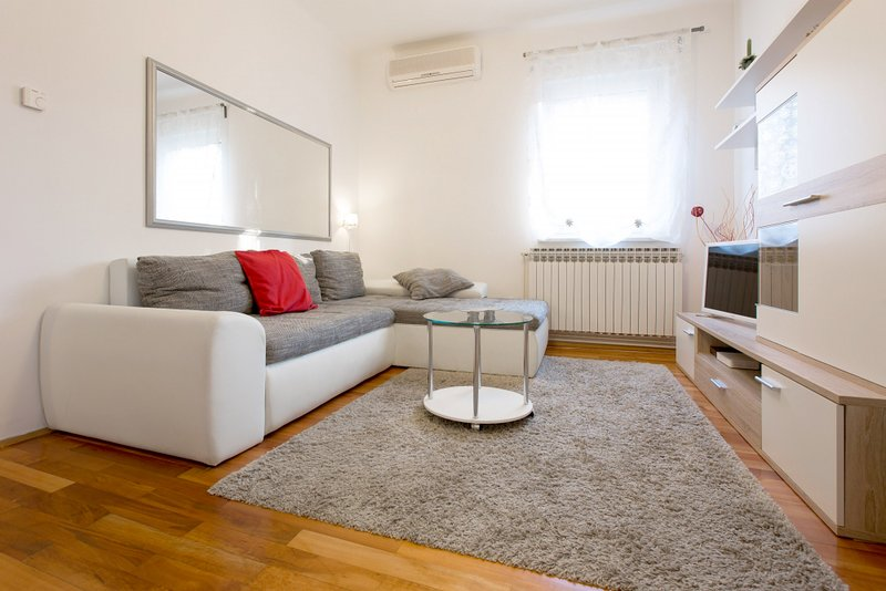 Lisisnski - two bedroom apartment with private parking in the center, vacation rental in Zagreb