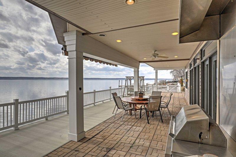 waterfront 6br home on cayuga lake w scenic views updated 2019 rh tripadvisor com