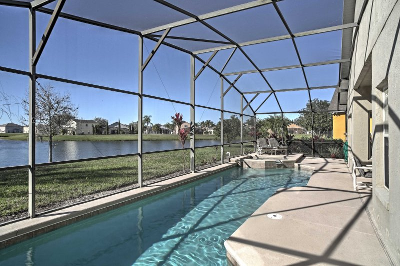 Book this fabulous vacation rental house for the ultimate Kissimmee getaway!