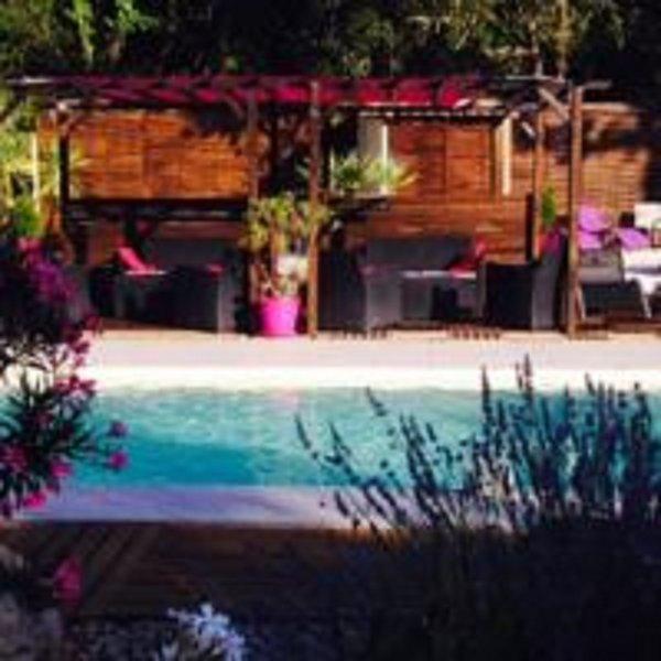 APPARTEMENT REZ DE JARDIN, holiday rental in Pignans