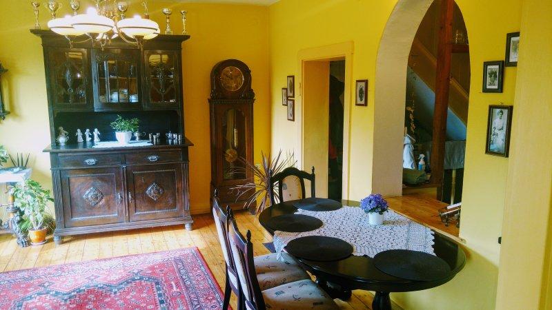 Apartment under cedar, holiday rental in Sobotka