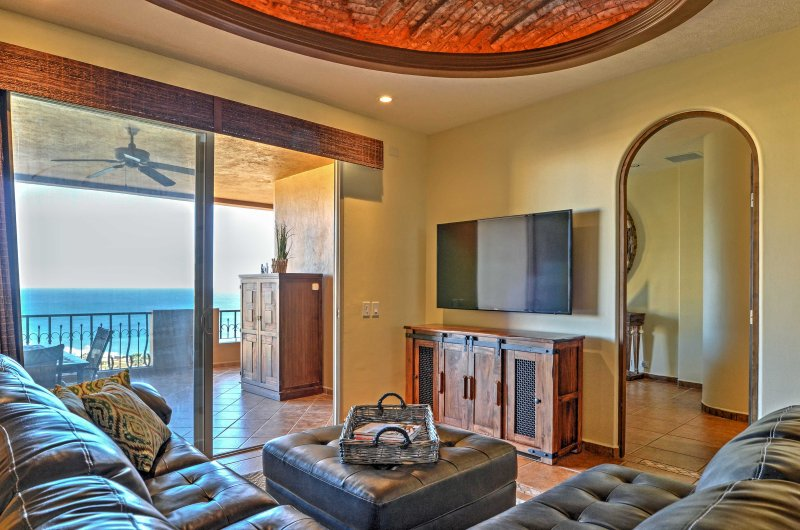 Your personal paradise awaits at this vacation rental villa in Puerto Peñasco!