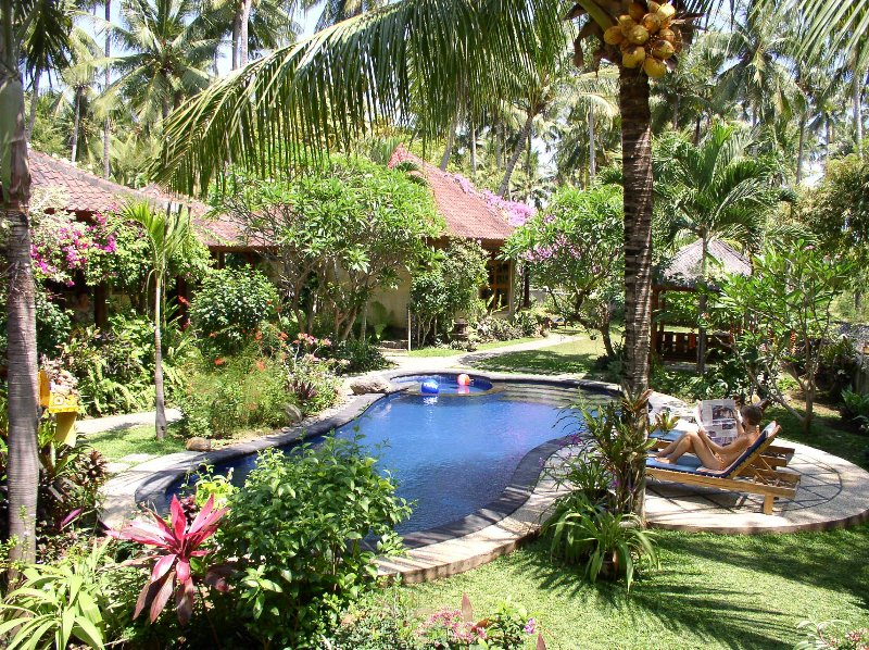 Saraswati Holiday House, holiday rental in Lovina Beach