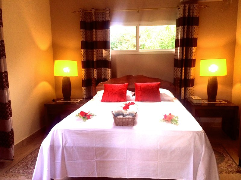Mountain Lodge self catering, Ferienwohnung in Praslin