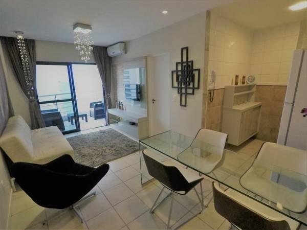 Flat 5 estrelas com vista maravilhosa do mar, vacation rental in Fortaleza