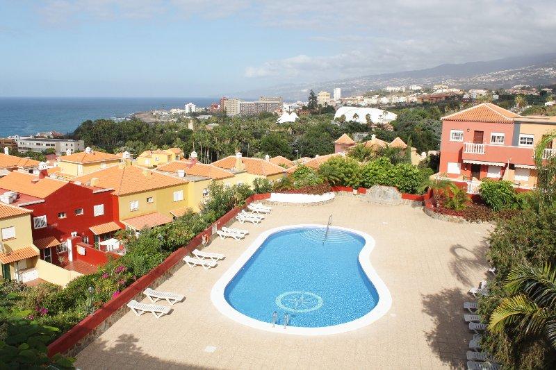Relax en Puerto de la Cruz mirando al mar, holiday rental in Punta Brava