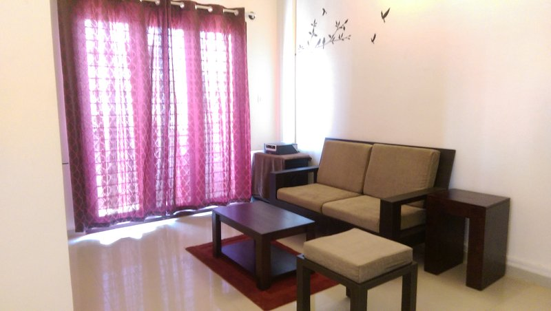 TRANQUIL SERVICED APARTMENTS - A Cozy Furnished 1bhk with amenities, alquiler vacacional en Bangalore