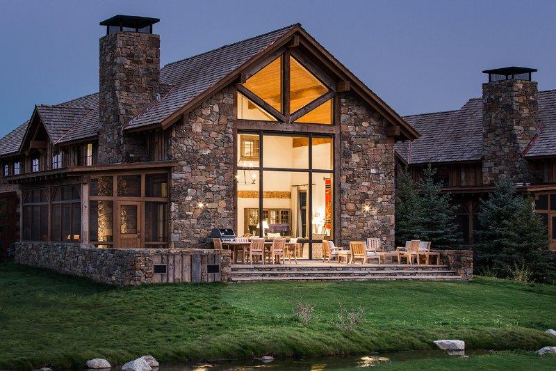 Lodge at Shooting Star 1, location de vacances à Moose