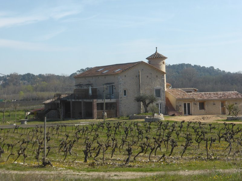 Le verger, holiday rental in Corbes