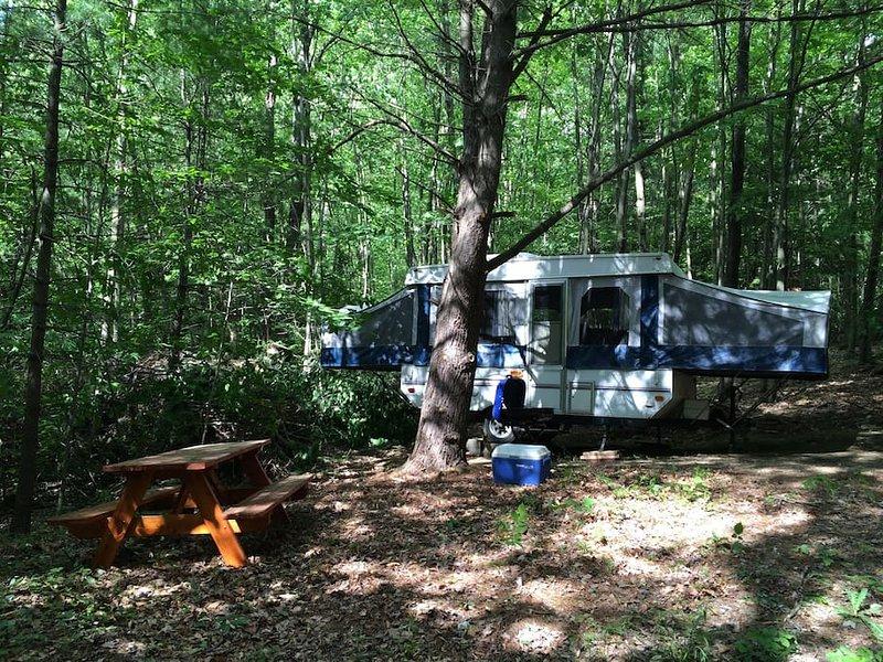 cabina de Camper