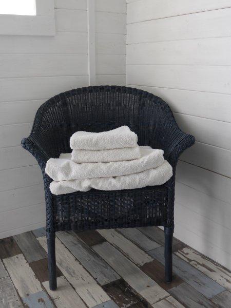Gli asciugamani sono inclusi