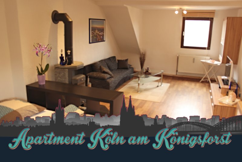 Cover - Apartment Cologne Königsforst
