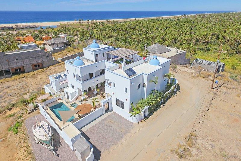 Chic Todos Santos Apt. w/ A Rooftop & Pool Access!, vacation rental in Todos Santos