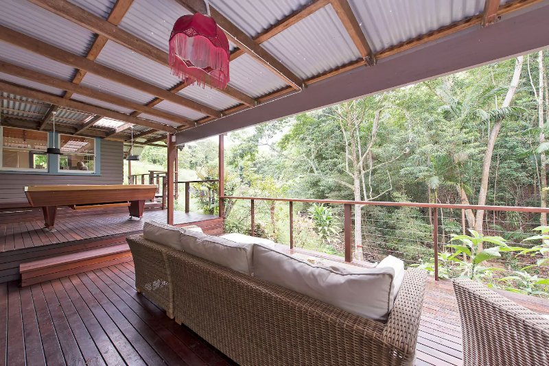 Luxury Rainforest Retreat, location de vacances à Wilsons Creek