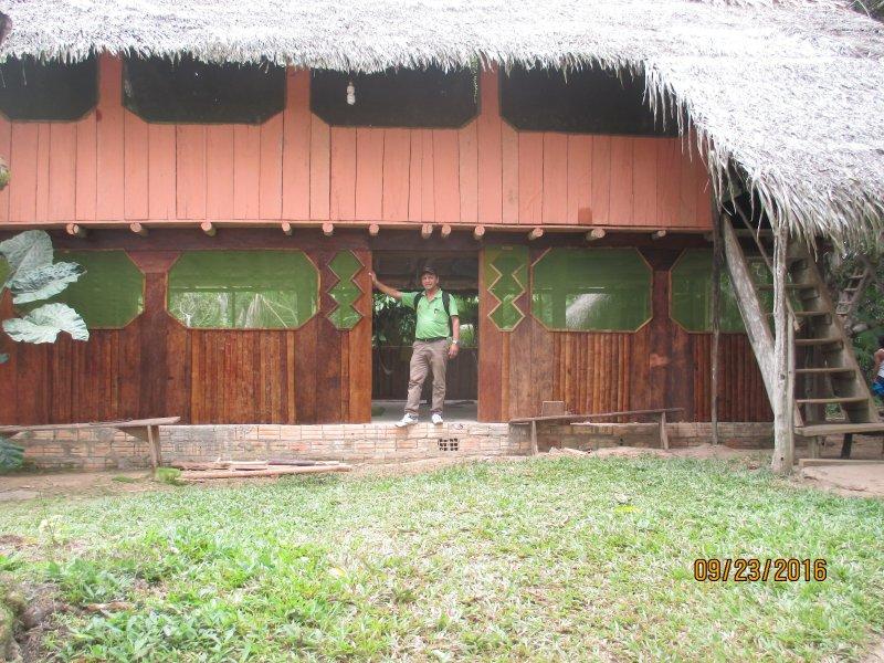 JUNGLE EXPLORER ;Orlando's  Expeditions, location de vacances à Iquitos