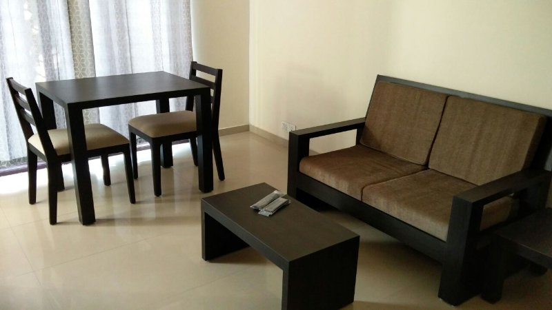 TRANQUIL SERVICED APARTMENTS - Bright 1bhk flat with cute ambience, holiday rental in Bengaluru
