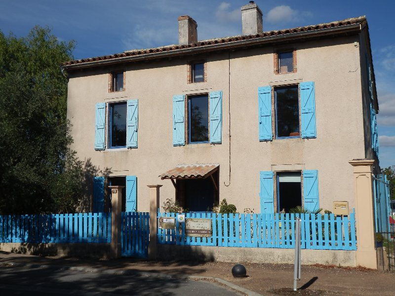 Chambres et Table d'hôtes La Maison des Délices, casa vacanza a Paulhac