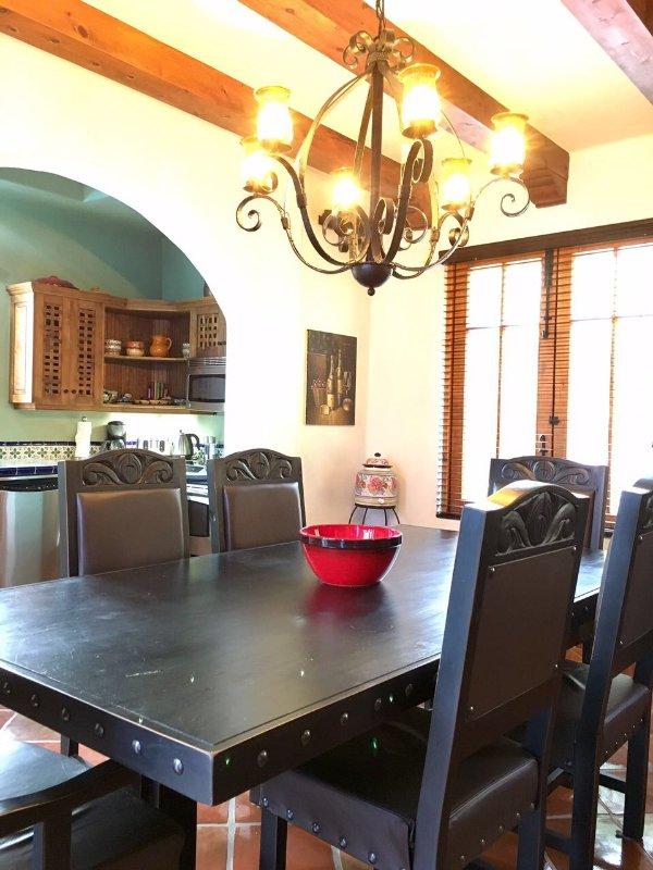mesa da sala de jantar