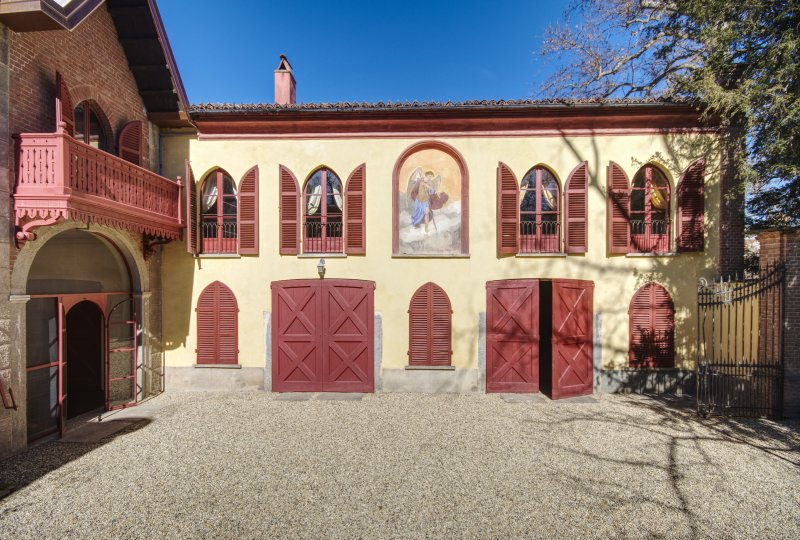 Scuderie i Berroni - Eclipse, vacation rental in Cavour