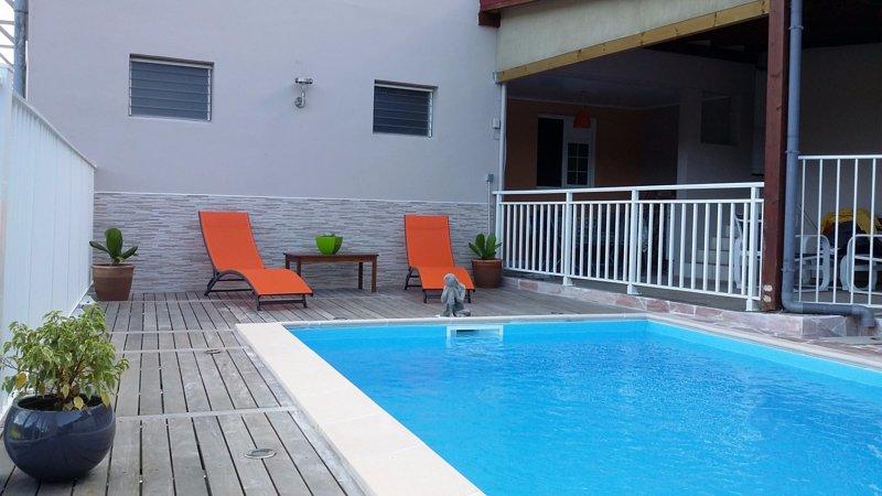 location appartement Riviere-Pilote Appartement -