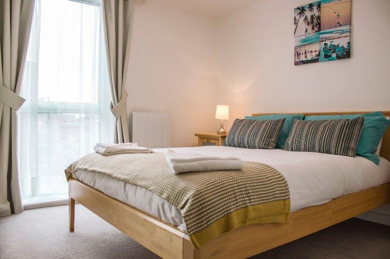 Kingsize Bedroom & Ensuite