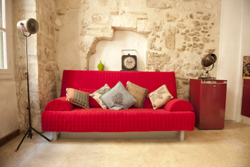 Living Room - Armchair Sofa Bed