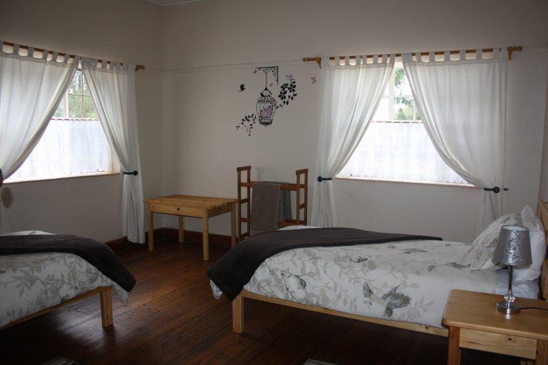3 dormitorios: 2 camas individuales