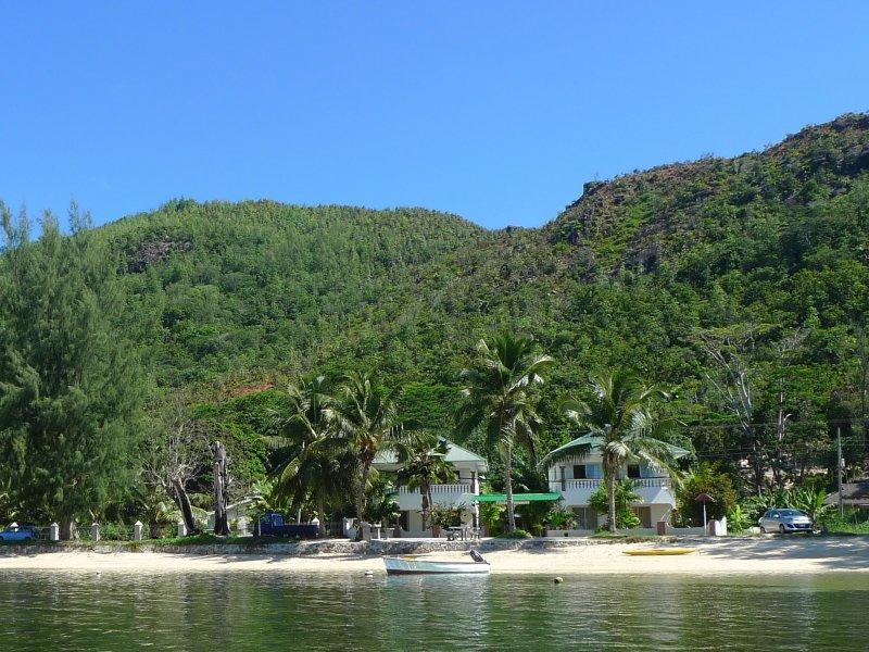 La baie de l'Anse Possession