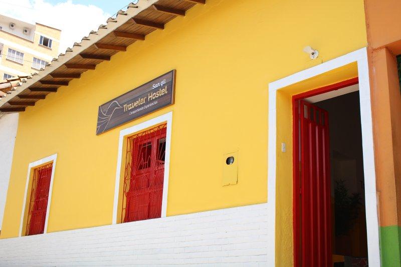 Traveller Hostel Se você gosta de viajar, viver e compartilhar muitas experiências em um destino exótico.