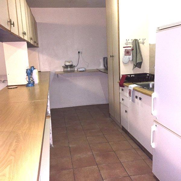 Kitchenette view
