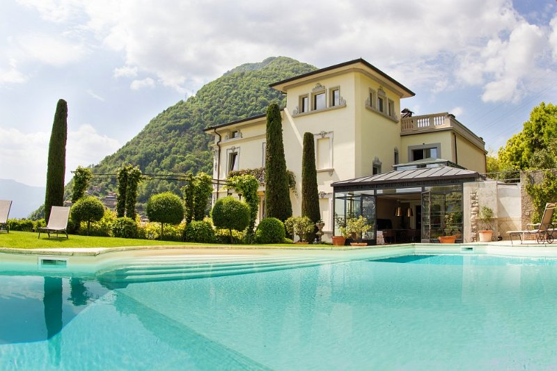 Villa Tina, Argegno Lake Como - NORTHITALY VILLAS Vacation villa rentals