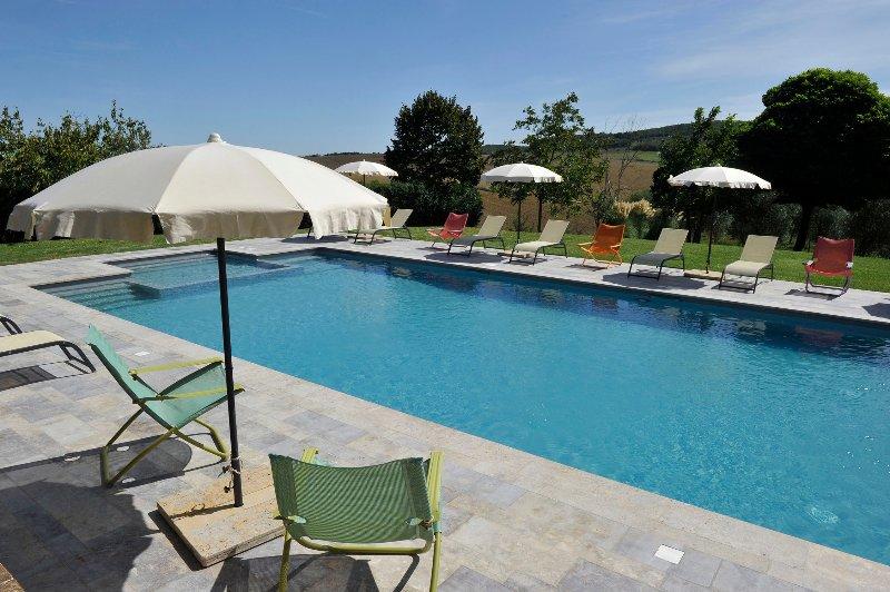 Agriturismo CasaIe il Moro !Vacanza per  rilassarsi,immersi nella campagna senes, Ferienwohnung in Bagnaia
