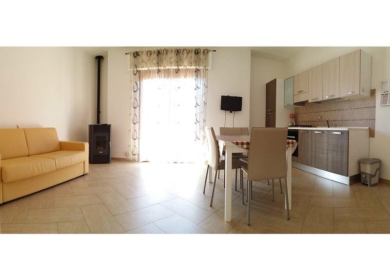 Appartamento nuovo a Baunei tra mare e montagna, holiday rental in Baunei