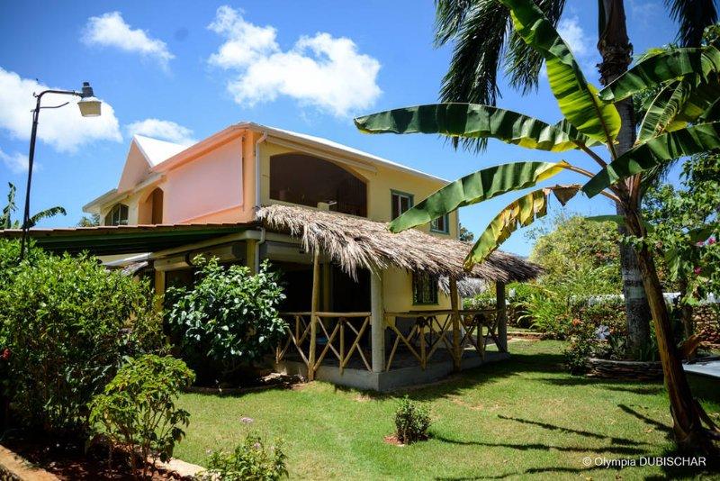 villa la chinola, vacation rental in Las Galeras