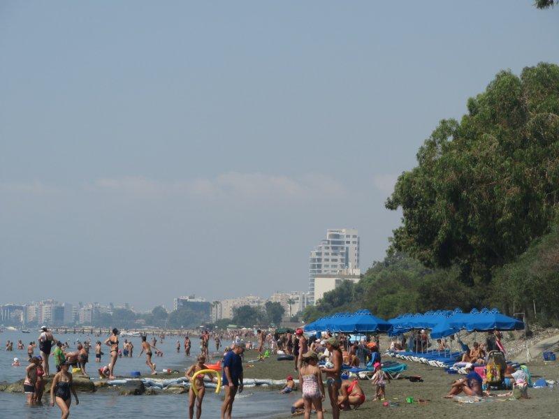 Spiaggia Limassol Dasoudi: 6 km