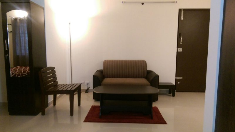 TRANQUIL SERVICED APARTMENTS - Cute & cozy Furnished 1bhk flat, alquiler vacacional en Bangalore