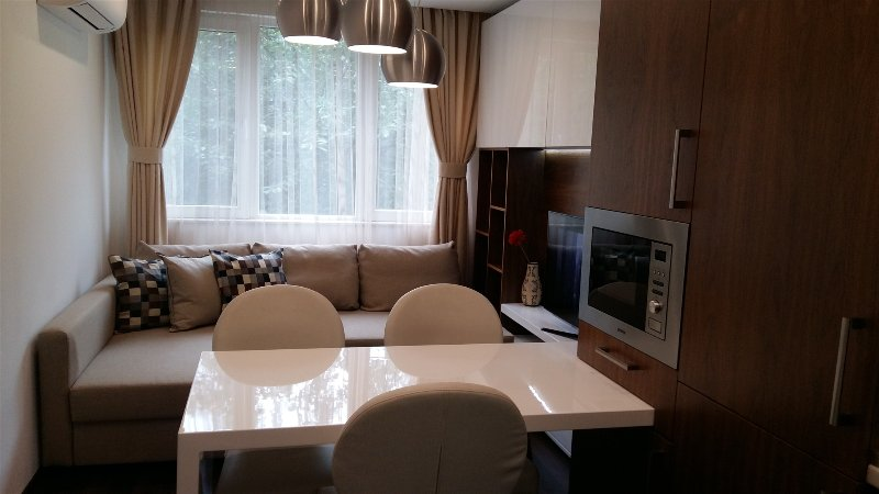 Stylish and cozy apartment at great location, holiday rental in Sofia